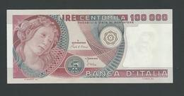ITALY 100.000 100000 LIRE 1982 PIK- 108 Botticelli UNC - [ 2] 1946-… : Républic