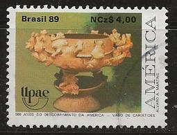 Brésil 1989 N°Y.T. :  1936 Obl. - Gebruikt