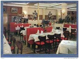 Carte Postale 94. Choisy-le-Roi  Hotel Restaurant Le Rouget De Lisle   Trés Beau Plan - Choisy Le Roi