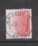 COB 2450 Oblitération Centrale ANZEGEM - 1990-1993 Olyff