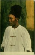 MYANMAR ( BURMA ) BIRMANIA - SHAN WOMAN  - ITALIAN EDITION 1920s (BG6677) - Myanmar (Burma)