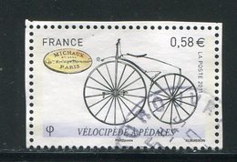 FRANCE- Y&T N°4557- Oblitéré (vélo) - Francia