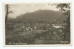 CHIASSO Panorama - TI Tessin