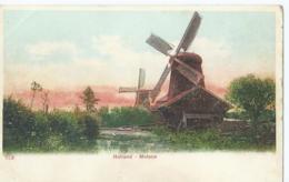 Holland - Molens - No 613 - Pays-Bas