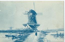 Holland - Molens - 1912 - Pays-Bas