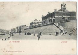 Oostende - Ostende - Le Chalet Royal - Ed. V.G. - Oostende