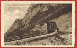 GENEVE- Chemin De Fer Du Mont-Salève - GE Ginevra