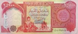 Iraq 25.000 Dinars, P-96a 2003 - Iraq