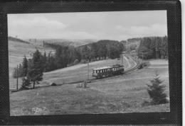 AK 0380  Cursdorf ( Thüringen ) - Bergbahn / Ostalgie , DDR Um 1967 - Eisenbahnen