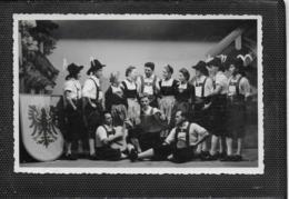 AK 0380  Kitzbühel - Trachtengruppe Um 1956 - Trachten