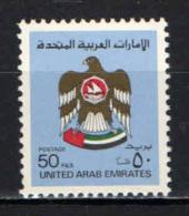 EMIRATI ARABI UNITI - 1982 - STEMMA - MNH - Emirati Arabi Uniti