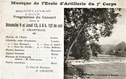 Granvelle Besançon Musique Du 7e Corps - Besancon