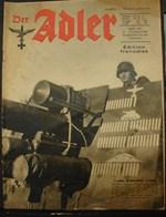 MilDoc. 84.  Der Adler N°5. 9 Mars 1943 - 1939-45