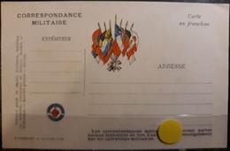 N°239) CPA MILITARIA-FANTAISIE-CORRESPONDANCE MILITAIRE - Umoristiche