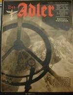 MilDoc. 86.  Der Adler N°2. Le 26 Janvier 1943 - 1939-45