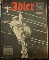 MilDoc. 87.  Der Adler N°4. Le 23 Février 1943 - 1939-45