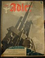 MilDoc. 94.  Der Adler N°24. Le 2 Décembre 1941. - 1939-45