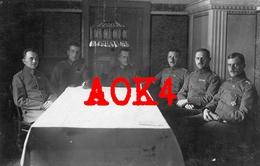 Landwehr Infanterie Regiment 133 Ostfront 1917 1918 Erbprinz Thurn Und Taxis Ordensspange Feldpange Stab - Weltkrieg 1914-18