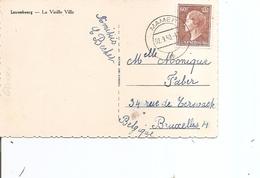 Luxembourg ( CP De 1950 De Mamer Vers La Belgique à Voir) - Luxemburg