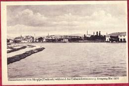 SKOPLJE - SKOPJE - USKUB - 1916. Macedonia 09/10 - Macédoine