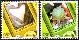 CEPT / Europa 2006 Luxembourg 1659 Et 1660 ** L'intégration - 2006