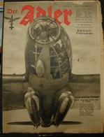 MilDoc. 96.  Der Adler N°21. Le 21 Octobre 1941. - 1939-45