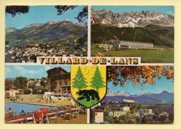38. VILLARD-DE-LANS - Multivues - Blason (voir Scan Recto/verso) - Villard-de-Lans