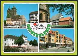 D0263 - TOP Oschersleben - Bild Und Heimat Reichenbach Qualitätskarte - Oschersleben