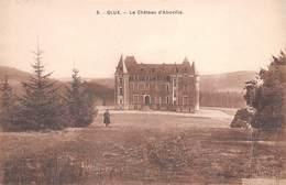 58 - Glux - Château D'Aboville - France