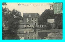 A791 / 247  35 - SAINT ERBLON Moulin De Chateauletard - Francia