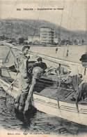 CPA TOULON - Scaphandrier Au Repos - Toulon