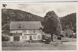Fouday , Poste , Café Du Pont Des Bas ,( Publicité Bière Gruber )( édit L.Henry Rothau ,  N° 281 ) Brasserie - Francia