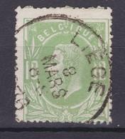 N° 30 LIEGE Petit Cercle - 1869-1883 Leopold II