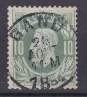 N° 30 Gand - 1869-1883 Leopold II