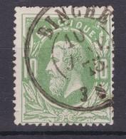 N° 30 BINCHE Double Cercle - 1869-1883 Leopold II