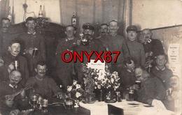 Carte Photo Militaire Allemand WILNO-WILNA-VILNIUS (Lituanie) Cachel Stempel-Feldpost-Militär Eisenbahn Direktion - Litauen