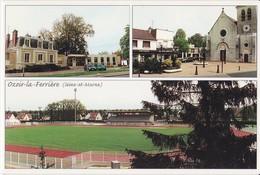 OZOIR-LA-FERRIERE STADE DES 3 SAPINS STADIUM ESTADIO STADION STADIO - Football