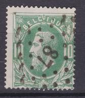 N° 30 : 87 COURTRAI - 1869-1883 Leopold II