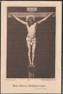 Comte Cornet D ̓ Elzius Du Chenoy-bruxelles 1860-malèves 1926 - Images Religieuses