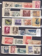 - Repubblica Popolare  Cinse 1952    42   Francobolli Differenti X 5  Vedi Scansione - Usati