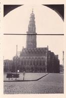 PHOTO ORIGINALE 39 / 45 WW2 WEHRMACHT FRANCE ARRAS VUE SUR LE BEFFROI ET LA PLACE DES HEROS - War, Military