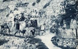 DIEPPE - Les Gobes ( Maisons De Pêcheurs Dans Les Falaises ) - Dieppe