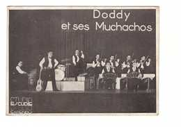 Célébrités Musicien Doddy Combes Orchestre à Capendu Aude Doddy Et Ses Muchachos Accordeon CPM - Chanteurs & Musiciens