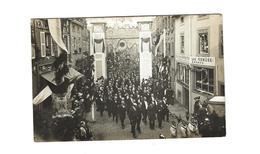 MOYEUVRE- CARTE PHOTO- CONGRES EUCHARISTIQUE - Francia