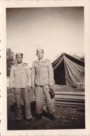PHOTO ORIGINALE 39 / 45 WW2 WEHRMACHT TUNISIE GABES SOLDATS ALLEMANDS - Guerre, Militaire