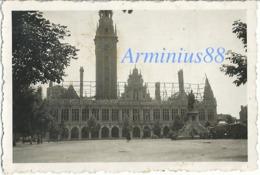 Campagne De France 1940 - Belgique - Louvain - Leuven - Bibliothèque De L'Université - Wehrmacht, Infanterie-Regiment 31 - Guerre, Militaire