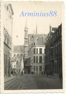 Belgique - Leuven - Louvain, Sous L'occupation Allemande - Hôtel De Ville - Stadhuis - Naamsestraat - Wehrmacht - Guerre, Militaire