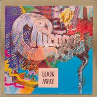 """7"""" Single, Chicago - Look Away - Disco, Pop"""