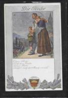 AK 0380  Die Glocke Nr. 6  - Deutscher Schulverein Um 1917 - Musik Und Musikanten