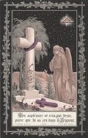 Leerling Seminarie Mechelen-arthur Andreas Van Den Bergh -antwerpen 1870-1886 - Images Religieuses